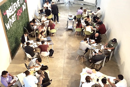 Workshops 360 - Meetings for up to 15 people