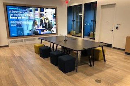 Capital One Café - Assembly Row - Multi Purpose Space