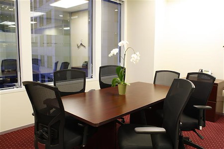 Servcorp - Boston One International Place - Private Meeting Room