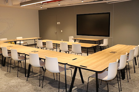 Capital One Café - Union Square - Multi Function Room