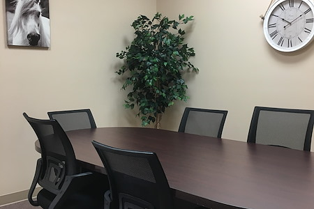 Sharicom Virtual Offices at Eastland - The Eclipse Board Room
