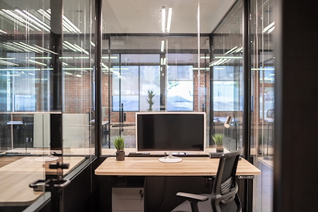 CommonGrounds Workplace | Fort Worth - Office 118