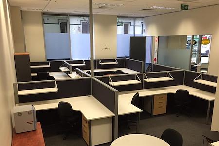Snap Melbourne - Dedicated Desk Space