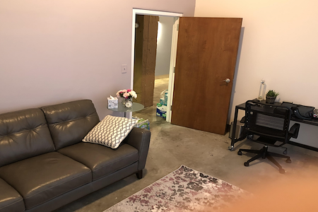Counseling/Therapy Offices - Counseling/Therapist Office 1