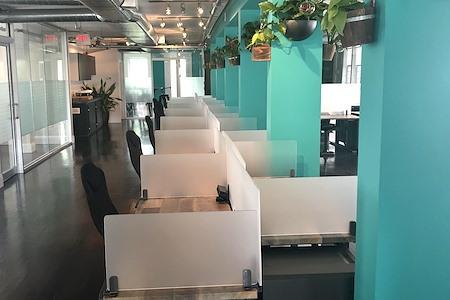 Rising Tide Innovation Center - Mavericks