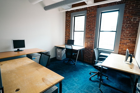 Coalition Space | Boston - Private Office for 4