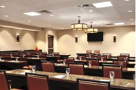 Hampton Inn Frederick - Fort Detrick Room