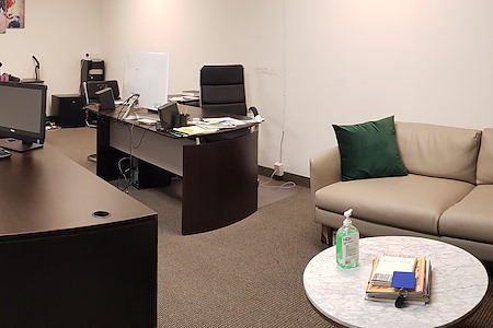 BTAM - Dedicated Desk 2