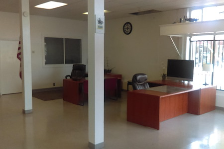 San Leandro Office Space