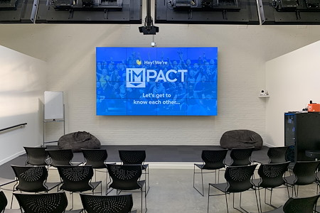IMPACT- New Haven - IMPACT Stage