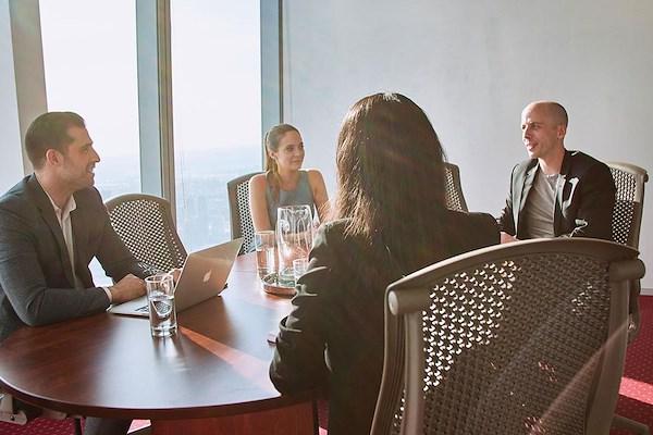 Servcorp Terminus 200 - Buckhead - Executive Boardroom