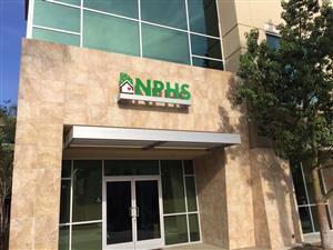 Logo of NPHS