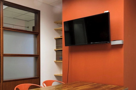 Joynture - Coworking - Wall Street, NYC - Conference Room