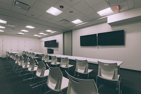 Z-Park Innovation Center Boston - 50-70 Person Event Space -Full AV System