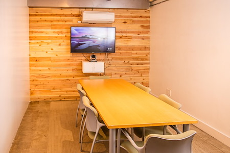 THE SANDBOX Santa Barbara - Private Creative Meeting Space for 6