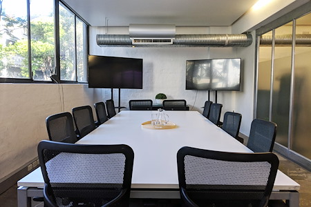 Project Everest Ventures - 14 Person Boardroom with Natural light