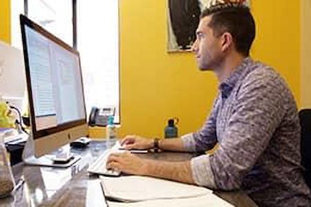 Shift Workspaces | Bannock - Dedicated Desk