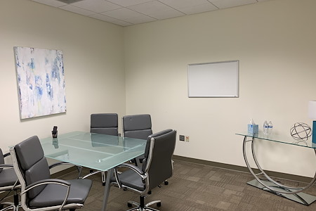 Peachtree Offices at 1100, LLC - Ivy Boardroom