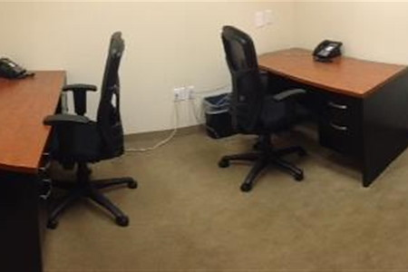 (VON) Von Karman Corporate Center - Interior Office