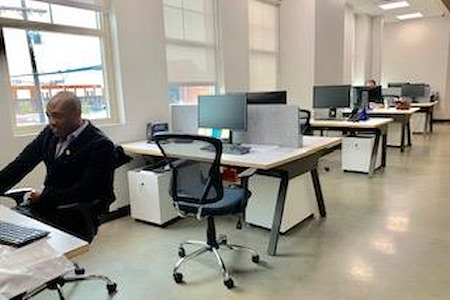 BOSS Office & CoWorking - Open Dedicated Desk