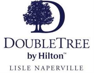 Logo of DoubleTree by Hilton Lisle Naperville