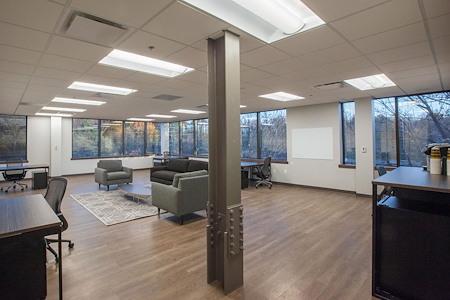 Edison Spaces - Suite 141- Corner Window Office