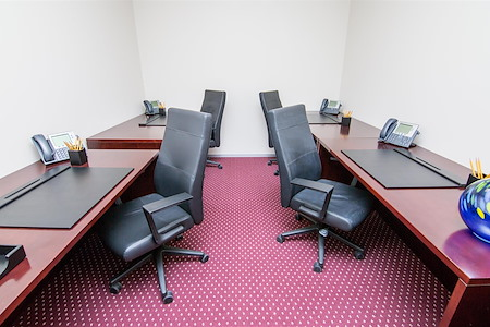 Servcorp - Boston One International Place - Adjacent internal suites-3 workstations