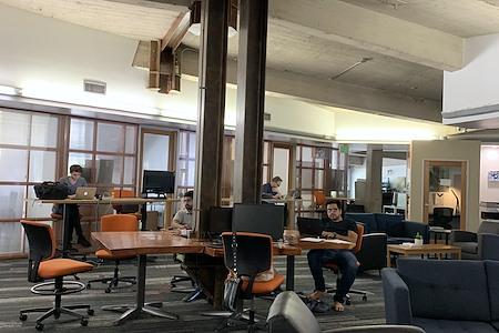 BLANKSPACES Culver City - WorkCafe