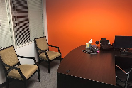 Lantex LLC - Office with Seating, Private, Windows