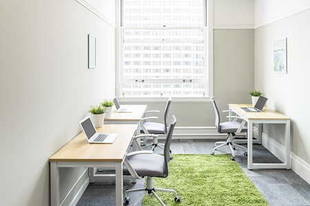 Birdnest - 870 Market - Bright & Sunny Office w/ Conference Room