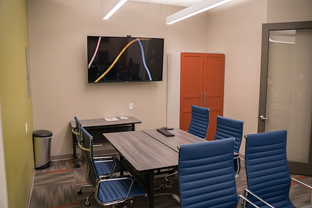 Smart Office at BWI - Conference Room (6 person max)