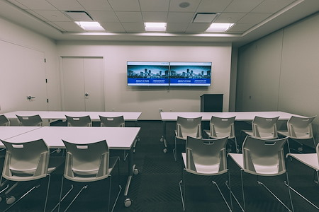 Z-Park Innovation Center Boston - 30-40 Person Event Space -Full AV System