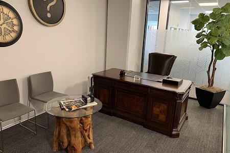 Pioneer Building - Office Suite 1