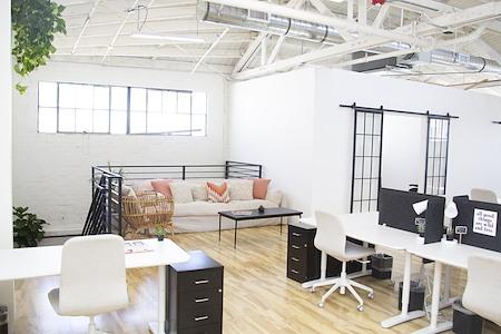 The Forward Female - The Forward Female Dedicated Desk Space