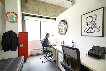 The Yard: Eastern Market - 5 Person Private Office