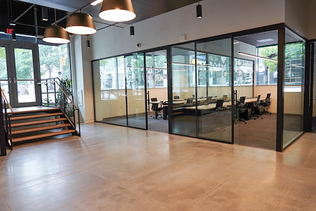 CommonGrounds Workplace | Fort Worth - Office 111