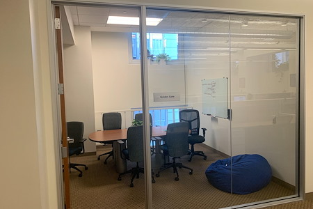 2-10 Person Office with Private Conference Rooms! - Private Conference Meeting Room