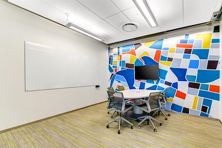 TechSpace - Austin - Bright Lights Conference Room