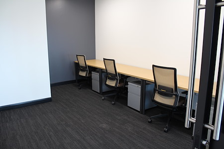 Venture X | Plano - Office Suite (3-person) Interior Space