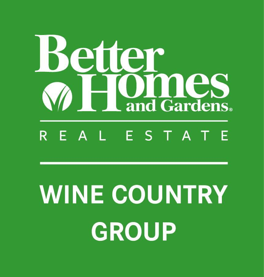 Logo of Better Homes & Gardens Real Estate Wine Country Group