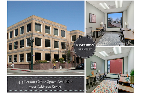 Regus | Downtown Berkeley - Office Suite