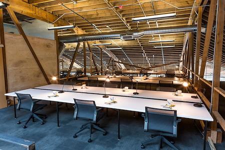 CENTRL   Pearl District - Dedicated Desk