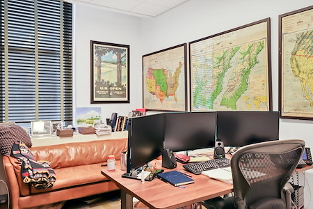 Carr Workplaces - Central Park - 119sf Window Office