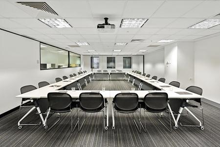 workspace365 - 485 Latrobe - Queen Room (Mezzanine)
