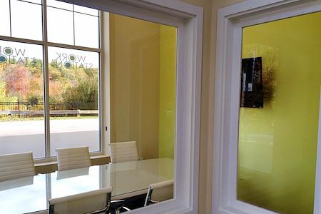 Work Station - Annex Board Room