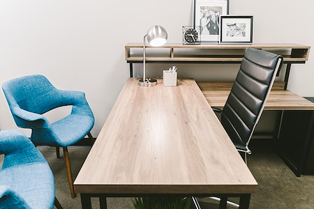 WORKSUITES | Fort Worth Keller - INTERIOR OFFICE | 1-3 PEOPLE