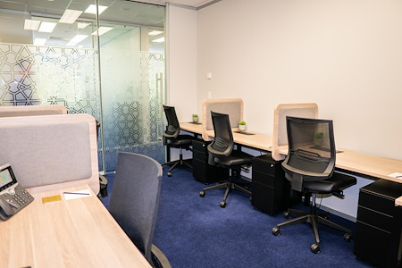 Servcorp Southbank Riverside - Coworking Dedicated Desk 24/7 access