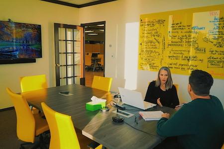 Reno Hive - Riverview Video conferencing room