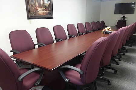 De Anza Office Suites - De Anza Conference Room
