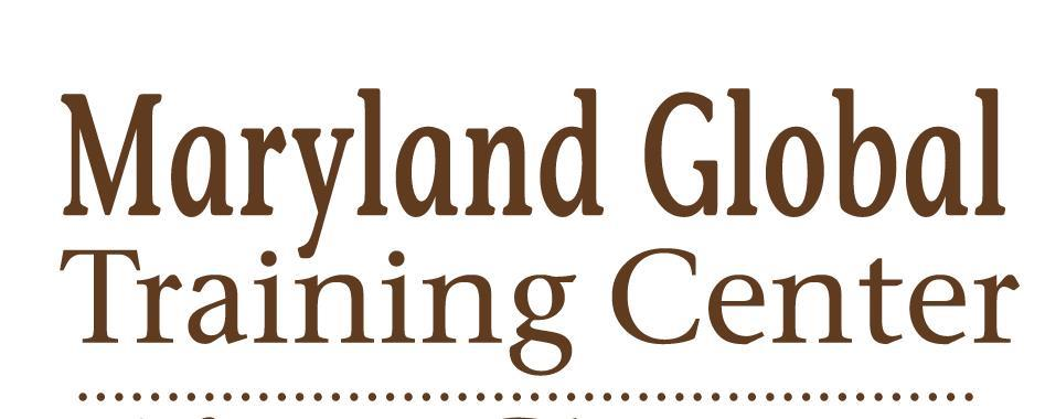 Logo of Maryland Global Training Center
